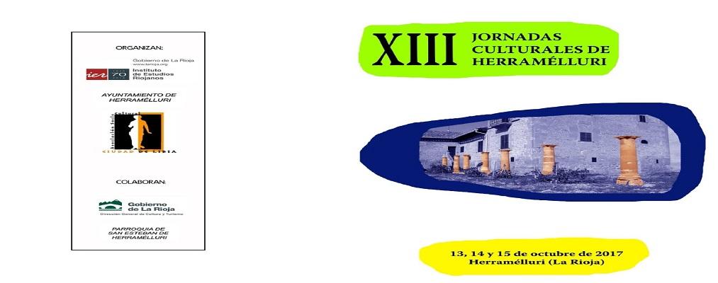 XIII Jornadas Culturales